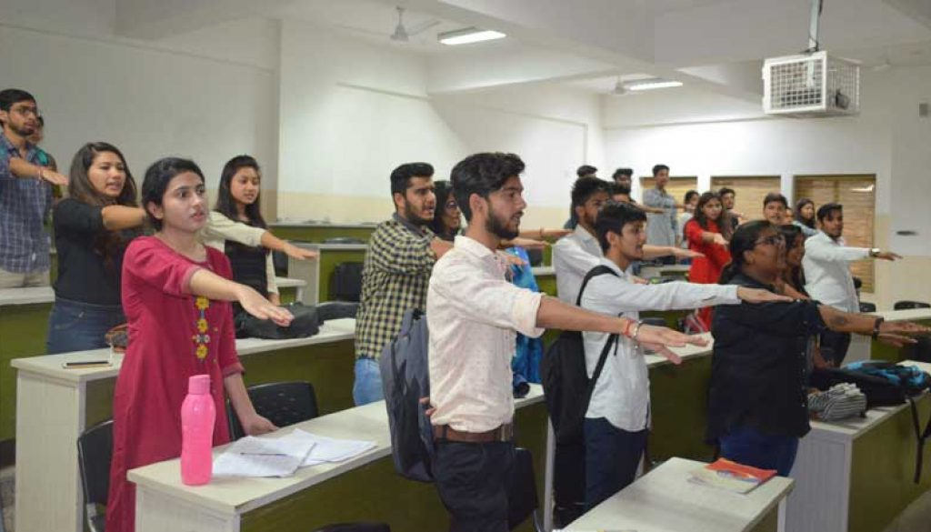 Mock-Parliament-Exercise