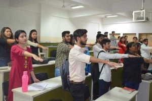 Mock Parliament Exercise: Journalism and Mass Communication