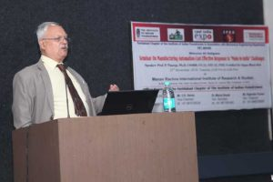 Seminar on Manufacturing Automation
