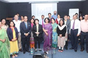 Workshop on Accent, Intonation & Personality Grooming by Ms Sabira Merchant