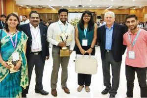 Dr. Bindu Agrawal- Invited Jury at AIM-AIMS National Conscious Capitalism Simulation Competition