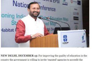 Govt asks IITs, IIMs to go for accreditation