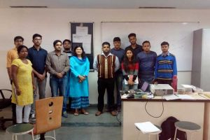Workshop on Embedded Systems in IOT