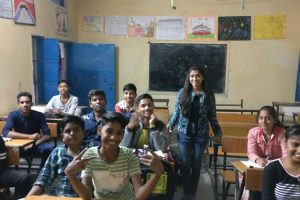 MRU students joined Jagriti Sewa Trust