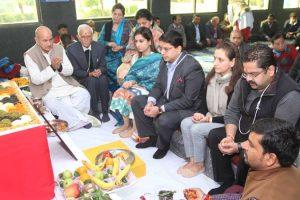 Press Release: Manav Rachna is organizing a week-long Maha Mrityunjaya Yagna to usher in the New Year!