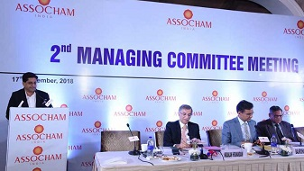 Dr. Prashant Bhalla elected to chair ASSOCHAM's 'National Council on Education'