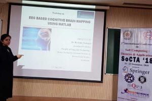 Dr. Rashima Mahajan delivered a workshop at NIT Jalandhar