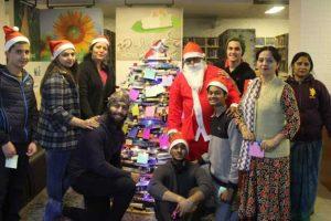 Utility Donation Drive – 'Be A Santa'
