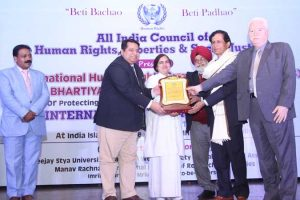 Manav Rachna bestowed with the 'Most Innovative University in Research & Studies'