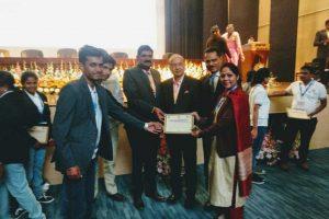 AICTE ECI  ISTE Chhatra Vishwakarma Awards 2018