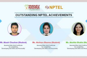 Achievements of SWAYAM-NPTEL Local Chapter (Session July-Dec 2018)