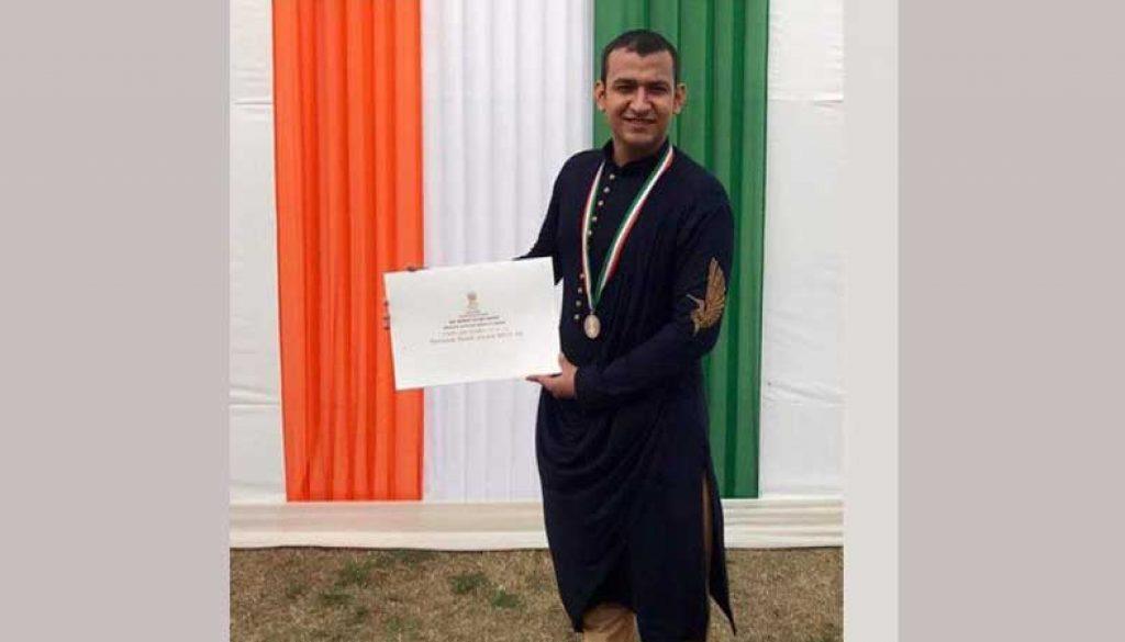 Alumnus of Manav Rachna in the league of Bill Gates and Mukesh Ambani
