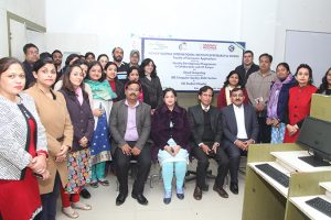 Inauguration of FDP on Cloud Computing