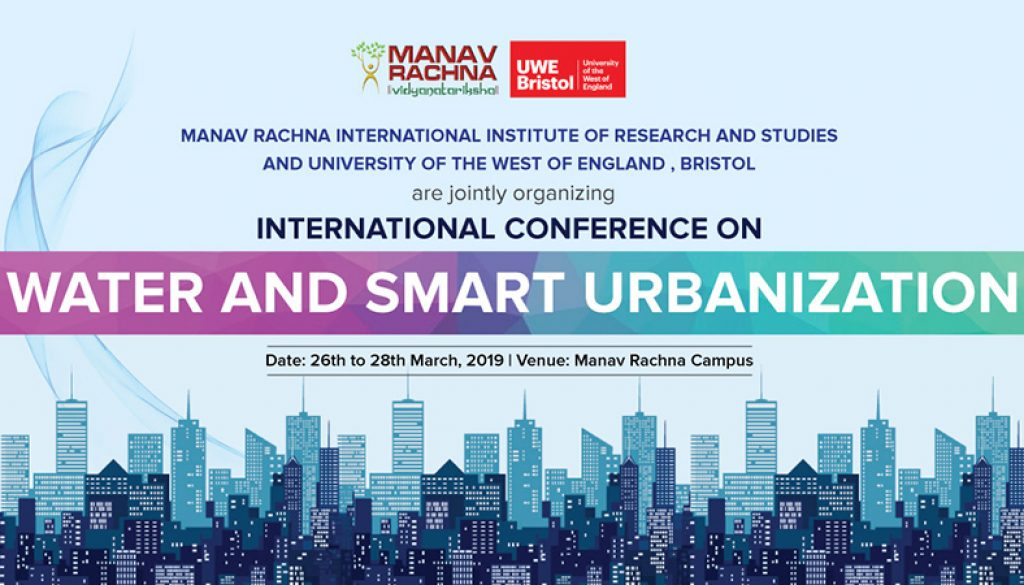 International Conference on Water and Smart Urbanization