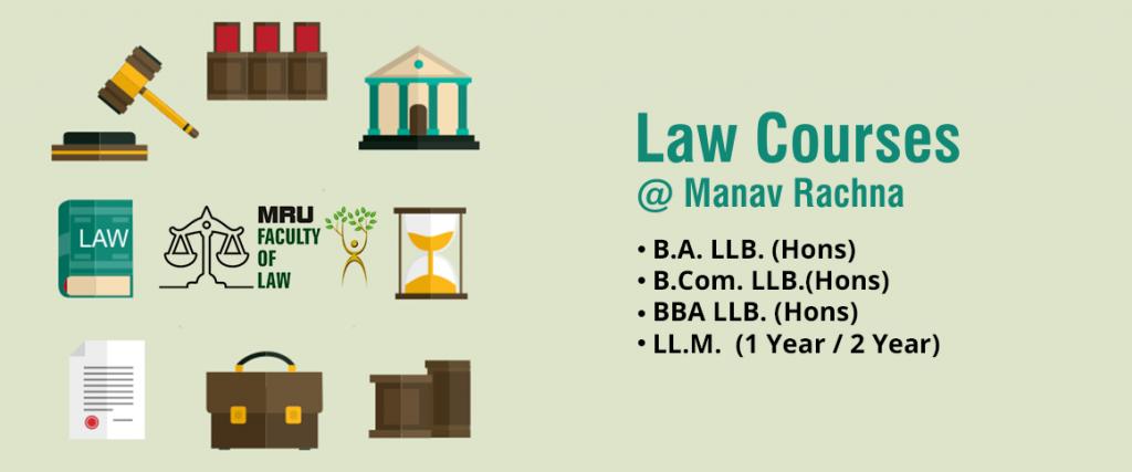 Law courses @ Manav Rachna 1 1