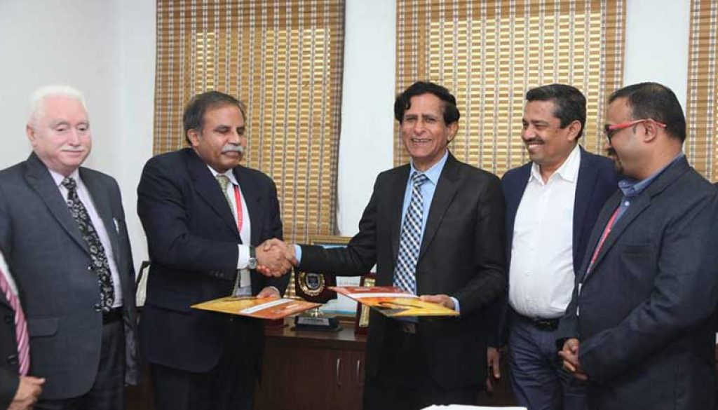 MoU signed with Stratemis HR Technologies Pvt. Ltd.