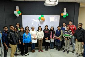 Republic Day Celebration: Clan Activity