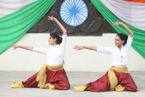 Manav Rachna Revels in the celebration of the 70th Republic Day