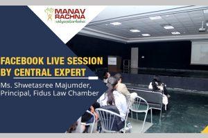 IPR Workshop by Central Expert