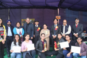 7th Manav Rachna Annual Girls Sports Meet