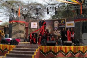 Nukkad Natak at 33rd International Surajkund Crafts Fair