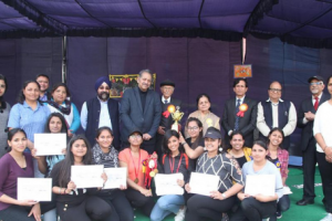 Press Release: 7th Manav Rachna Annual Girls Sports Meet