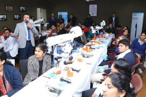 Manav Rachna Dental College organized a symposium and hands on course