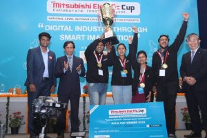 4th Mitsubishi Electric Cup concludes with 'Spark'