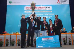 Press Release: 4th Mitsubishi Electric Cup concludes with 'Spark'