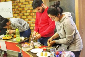 A Delicious and Quizzy Manav Rachna Life Skills Programme at MRU