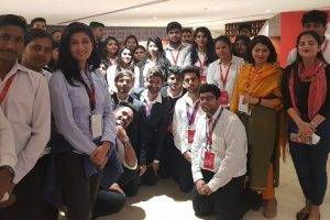 MBA Students visited Moon Coca Cola Beverages Pvt. Ltd
