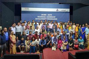 Technical Leadership Development Program at AICTE-UKIERI