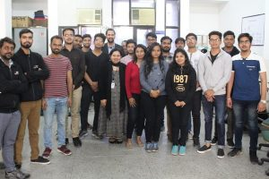 Glimpses of  Makeathon 2019