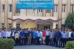 Industrial visit at MSME – Technology Development Centre (PPDC), Agra