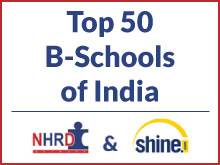 Top 50 B schools of the country