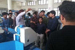 Industrial Visit to NSIC Neemka, Faridabad