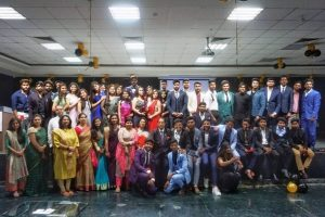 Farewell Ceremony of BBA final semester students