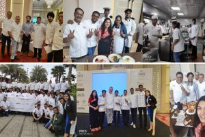 Hospitality Students at Marriott South Asia Chefs Workshop