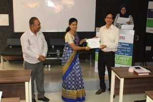 "Valedictory Function of ECO CONSULT MEET on ""Water Quality and Water Budgeting"""