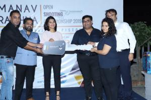 Press Release: Open Shooting Championship-2019 at Manav Rachna
