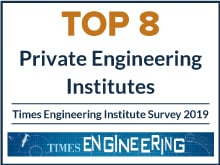 Top 8 Private Engineering Institutes