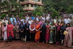 Technical Leadership Development Program at AICTE-UKIERI