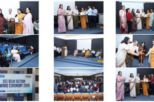IEEE Delhi Section Student Award Ceremony