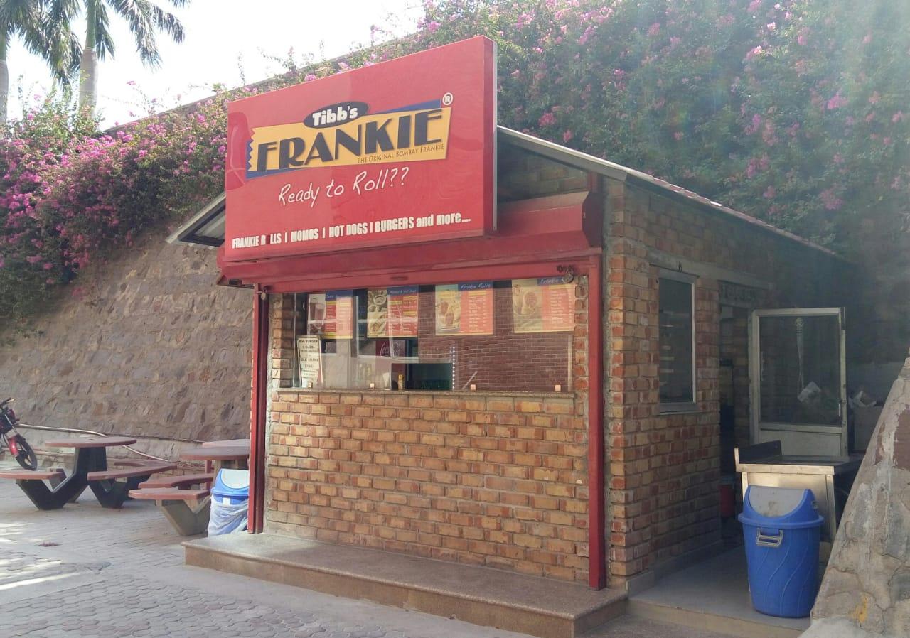 <center>    Tibb's Frankie: The Original Frankie!