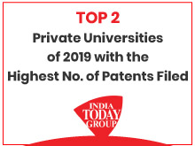 Top 2 Private Universities ranked by India Today