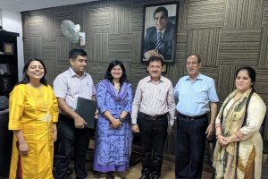 MoU between MRU and Sahai Research Labs