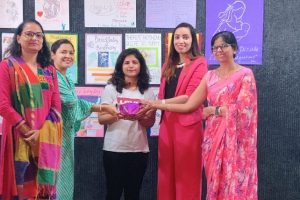 World Breastfeeding Week, Guest Lecture by Dr. Mahima Bakshi