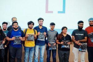 MRU Students among the Top 5 at HackIIITD