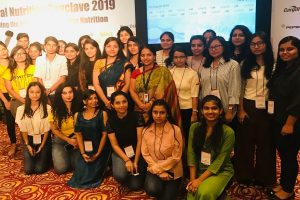 MRIIRS students attended National Nutrition Conclave 2019