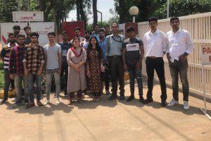 One Day Visit to Lumax Industries Ltd, Dahruhera